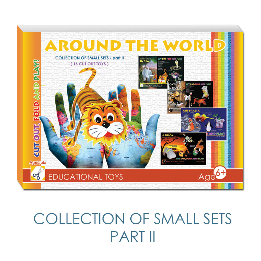 Agnijata Educational Toys - Collection of Small Sets - part 2